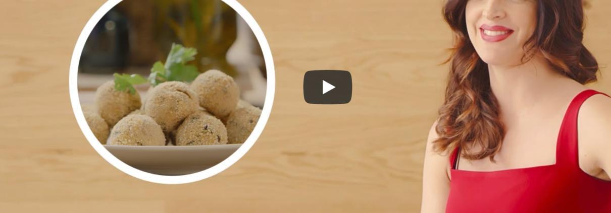 Polpette di melanzane con Bimby® TM6